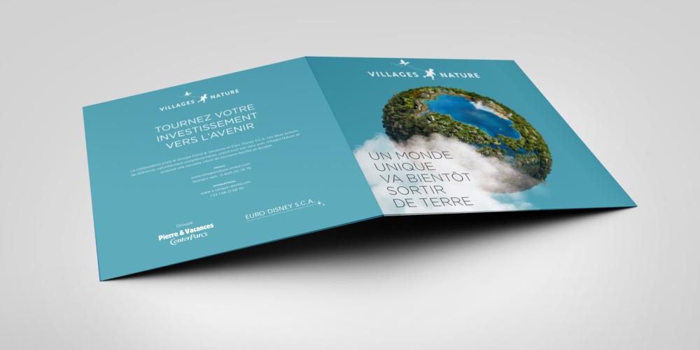 LIMBUS | Agence Design et Web - Brochure