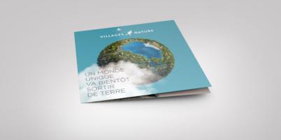 Plaquette de présentation   Dépliant - Pierre & Vacances