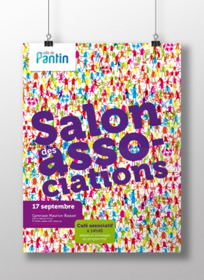 Salon des associations - Pantin