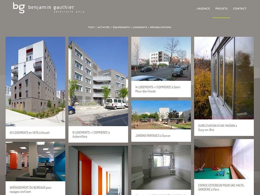 LIMBUS | Agence Design et Web - Architecture