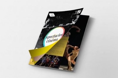 Brochure de saison - Conception graphique