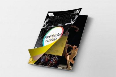 Brochure de saison - Conception graphique