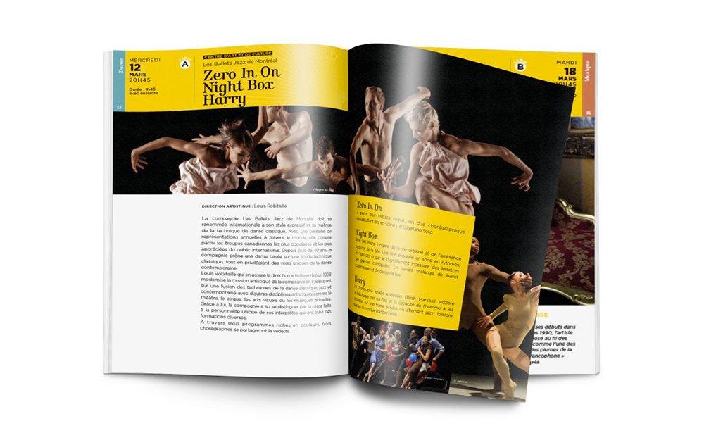 LIMBUS   Agence Design et Web - Brochure