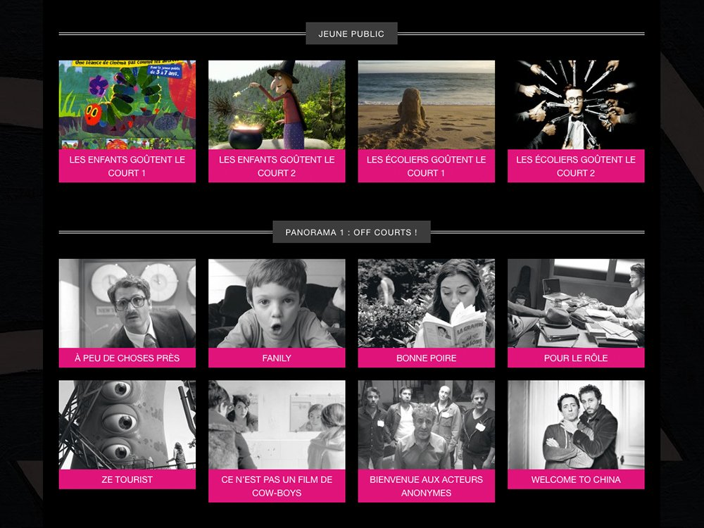 LIMBUS   Agence Design et Web - Harold Lloyd