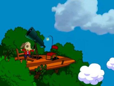 Polo dans les nuages : le jeu - animation