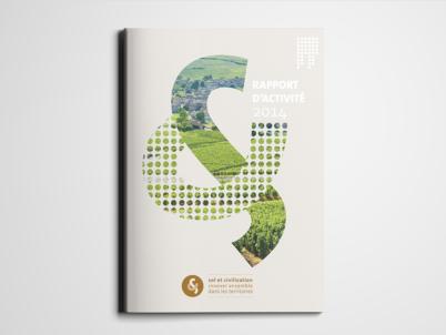 Rapport annuel 2014 - Conception graphique