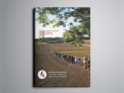 Rapport annuel 2015 - Sol et Civilisation