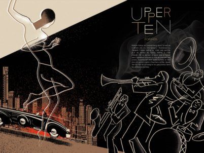 UPPER TEN FOR HER - Parfums Lubin