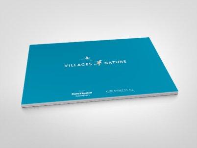 Plaquette de présentation Villages Nature - Pierre & Vacances