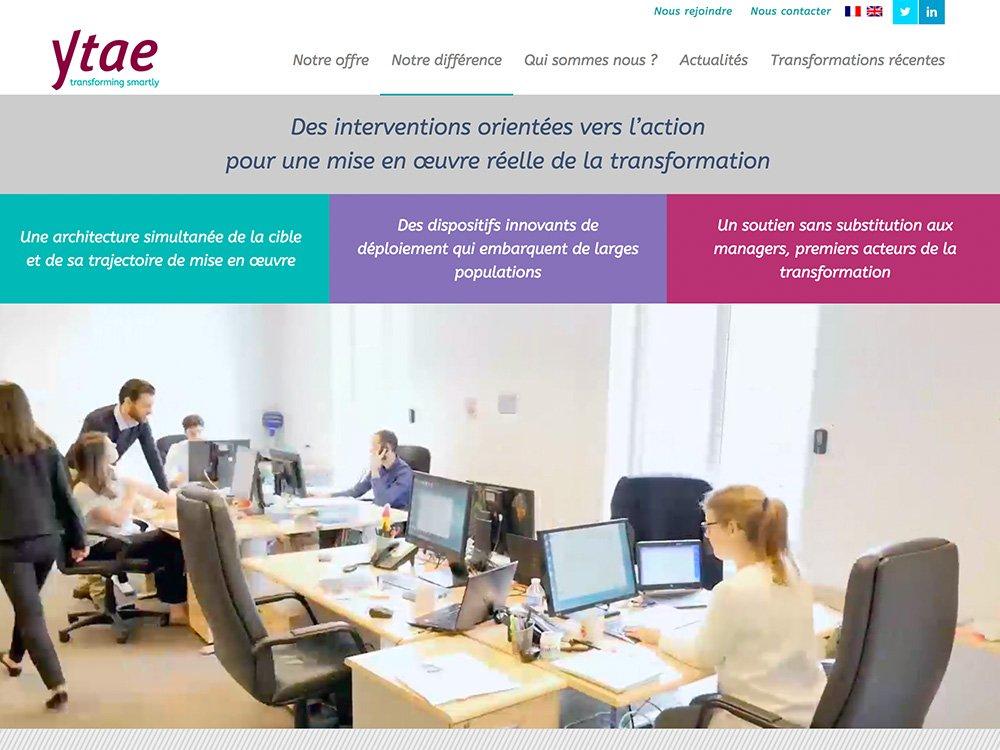 LIMBUS | Agence Design et Web - Relations publiques