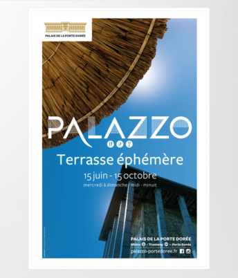 Palazzo | Campagne Palais de la Porte Dorée - Palais de la Porte Dorée