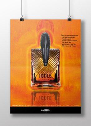 Idole de Lubin - Parfums Lubin