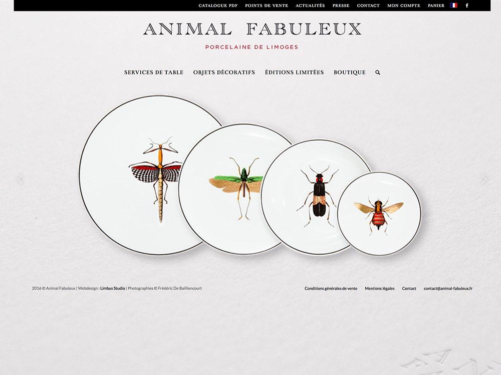 LIMBUS | Agence Design et Web - Cabinet de curiosités