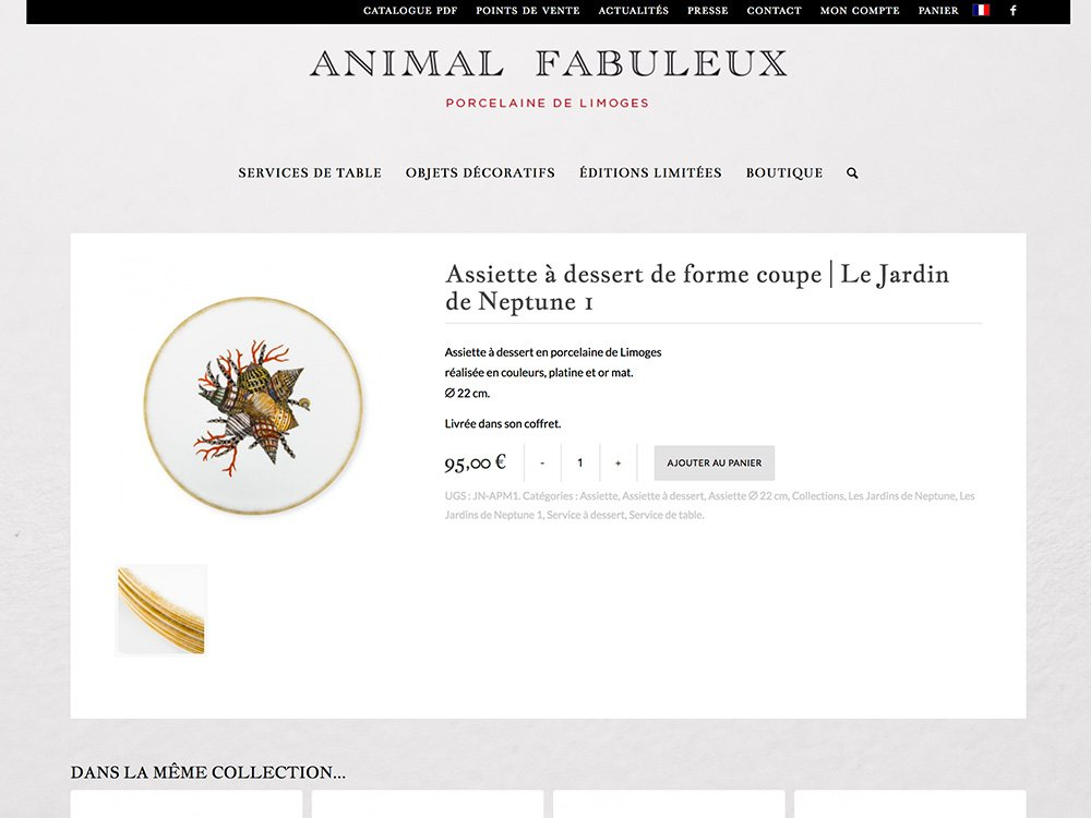 LIMBUS | Agence Design et Web - Animal Fabuleux