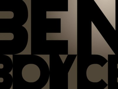 BenBoyce.fr - Conception graphique