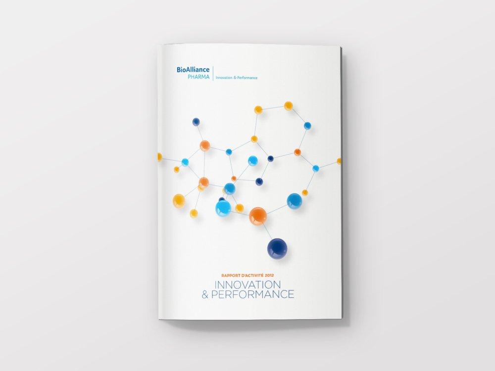 Rapport annuel 2013|2014 - Conception graphique