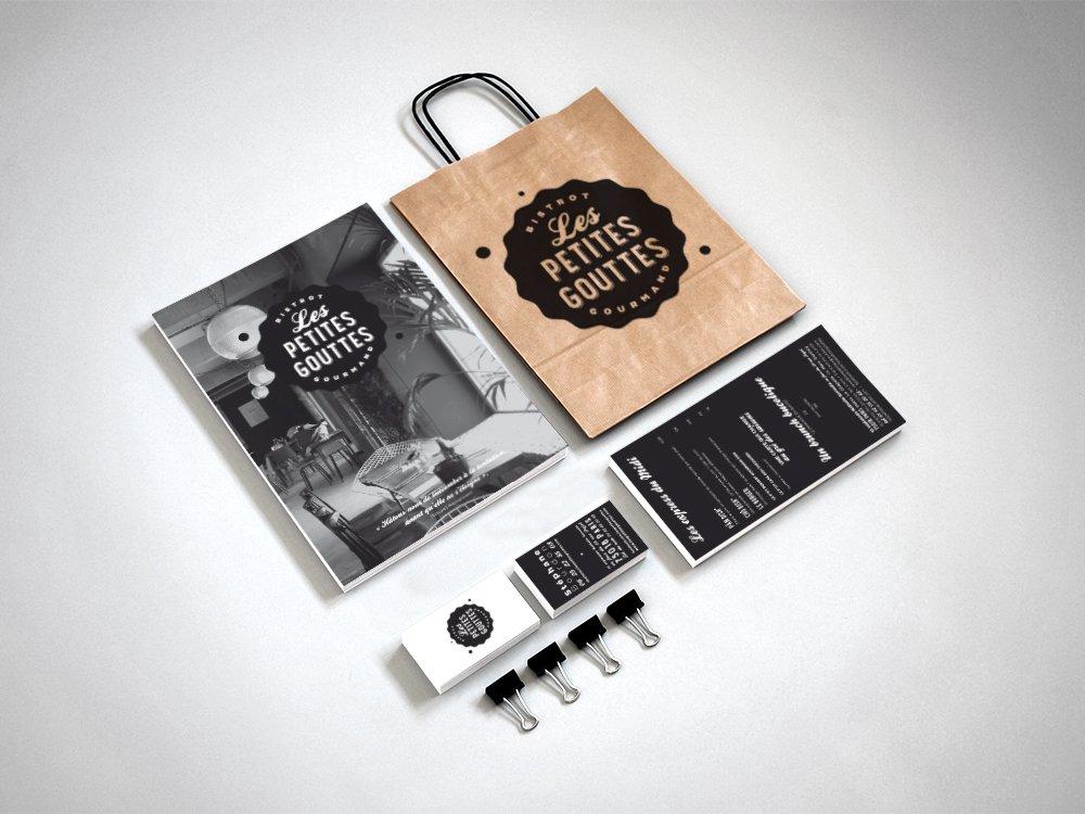 LIMBUS | Agence Design et Web - Identité corporative