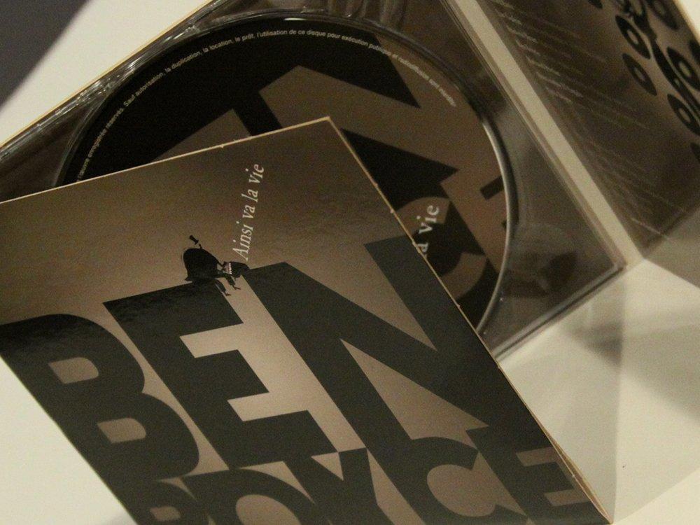 LIMBUS | Agence Design et Web - Ben Boyce