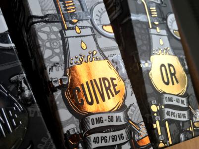 Design Packaging gamme Alchimiste - Behance