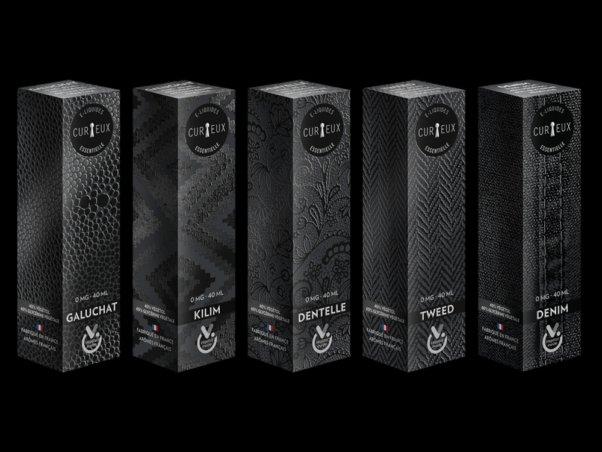 Collection eliquides Essentielle - La conception des produits