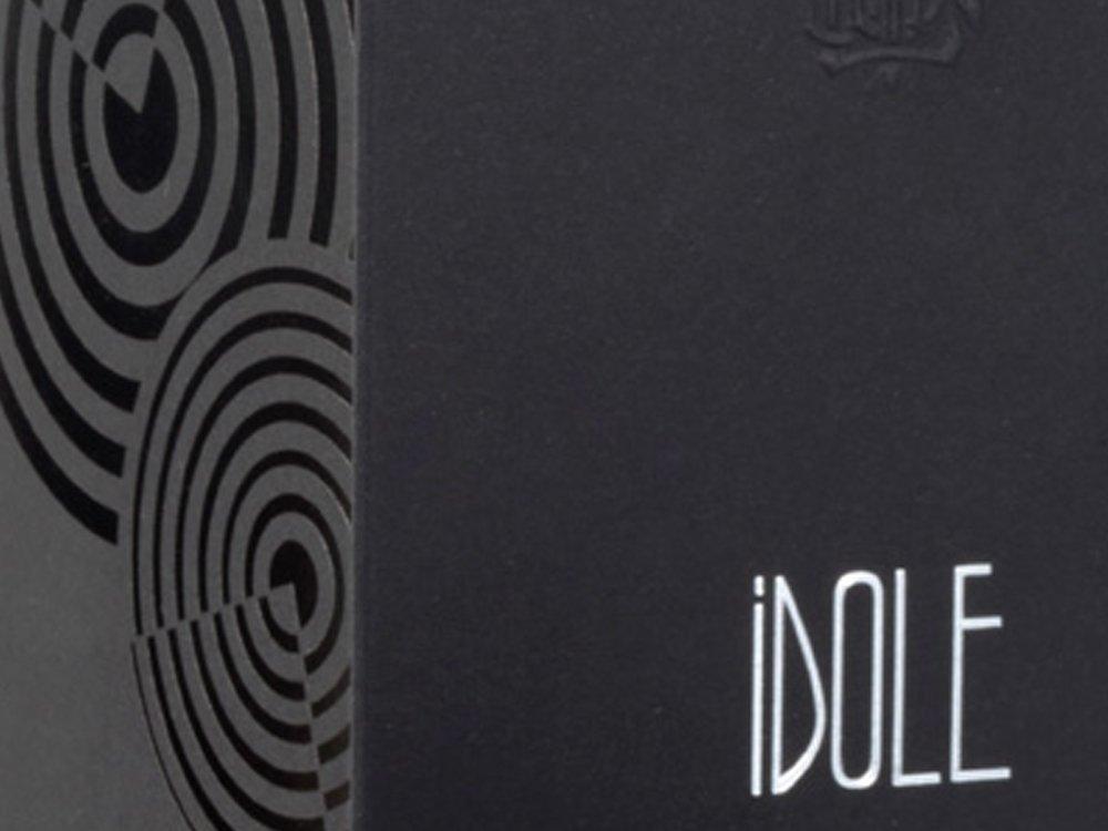PACKAGING <br> IDOLE DE LUBIN - Parfums Lubin