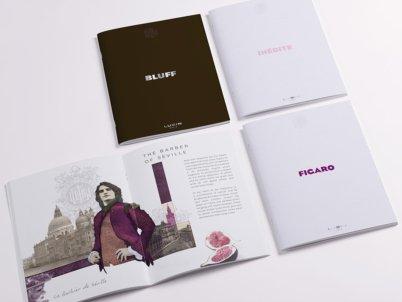 Figaro | Bluff | Inedite | Itasca - Parfums Lubin