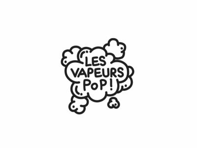 Charte graphique Les vapeurs Pop - Musique pop