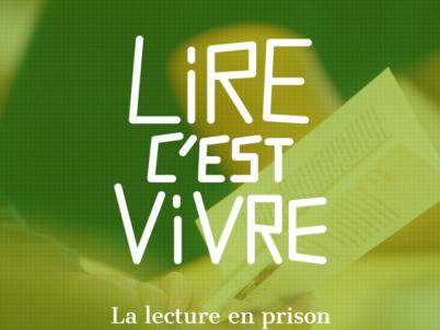 lirecestvivre.org - Conception graphique