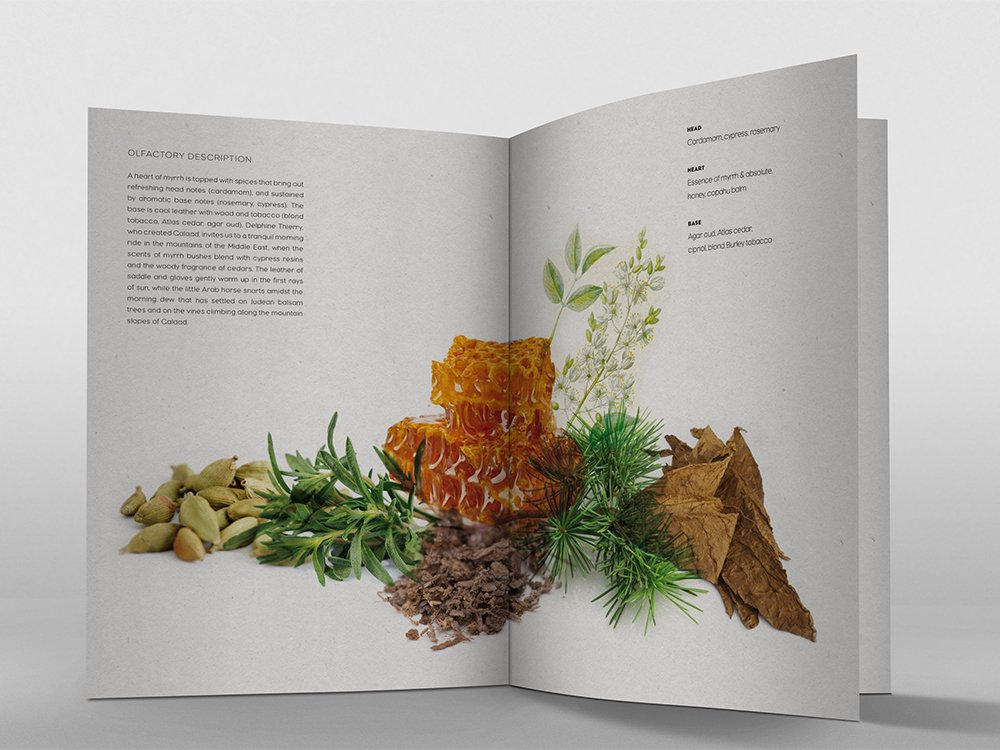 LIMBUS | Agence Design et Web - Parfum
