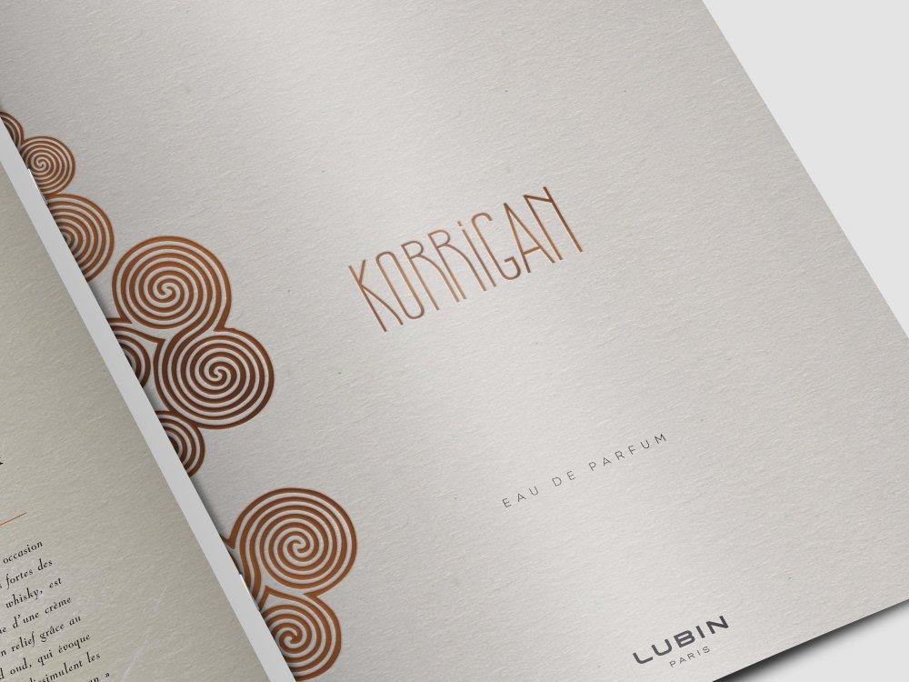 KORRIGAN - Parfums Lubin