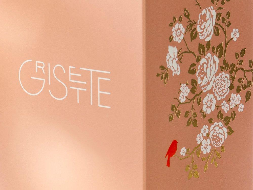 PACKAGING <br> GRISETTE - Parfum