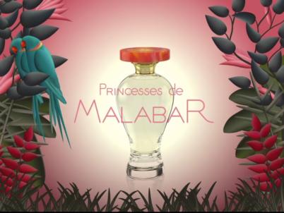 Princesses de Malabar - Parfum