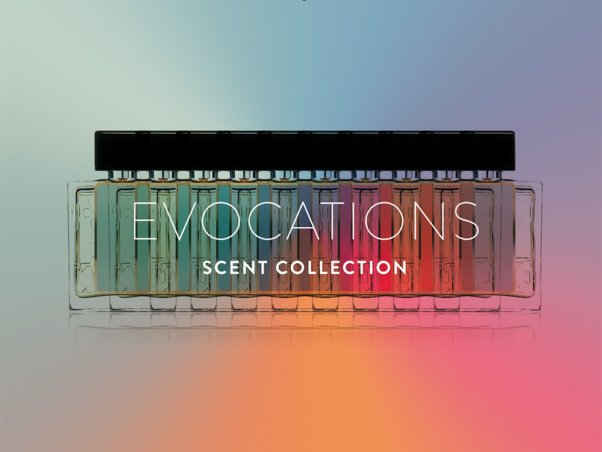Collection parfum Evocations de Lubin - parfum