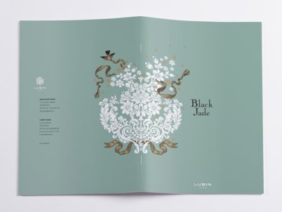 Black Jade - Conception graphique