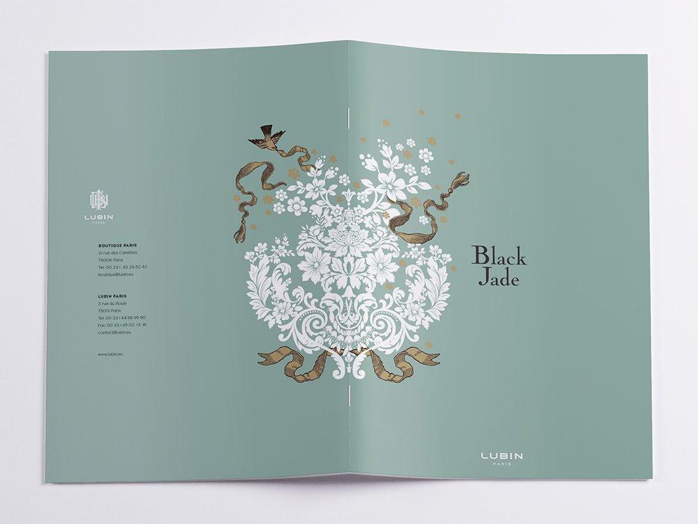 Black Jade - Conception graphique