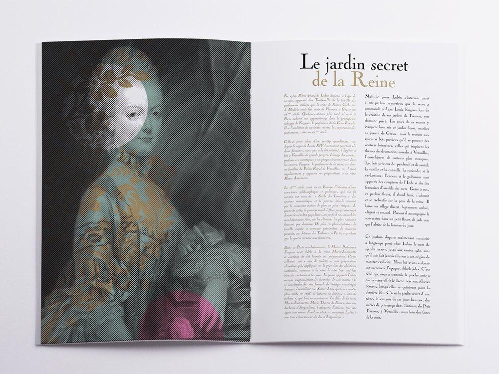 LIMBUS | Agence Design et Web - Marie Antoinette