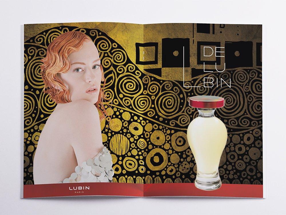 LIMBUS | Agence Design et Web - Lubin L de Lubin Eau de Toilette 50 ml