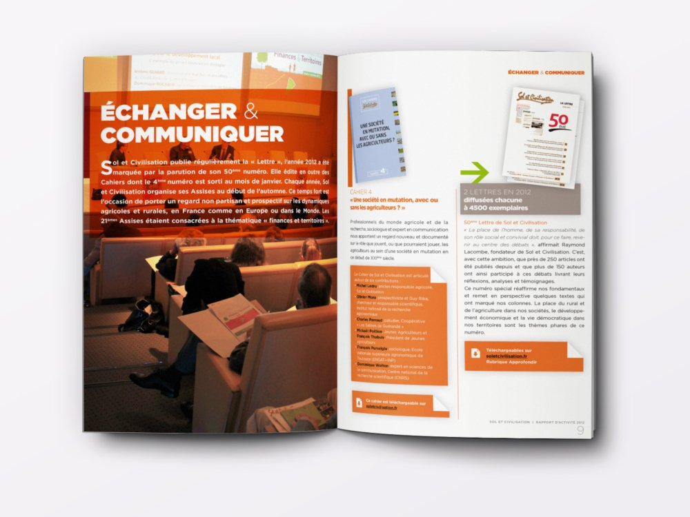 LIMBUS | Agence Design et Web - Sol et Civilisation