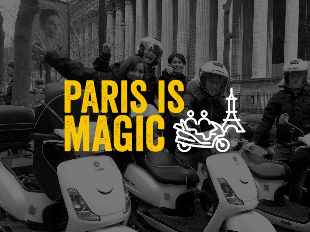 parisismagic.com - Paris