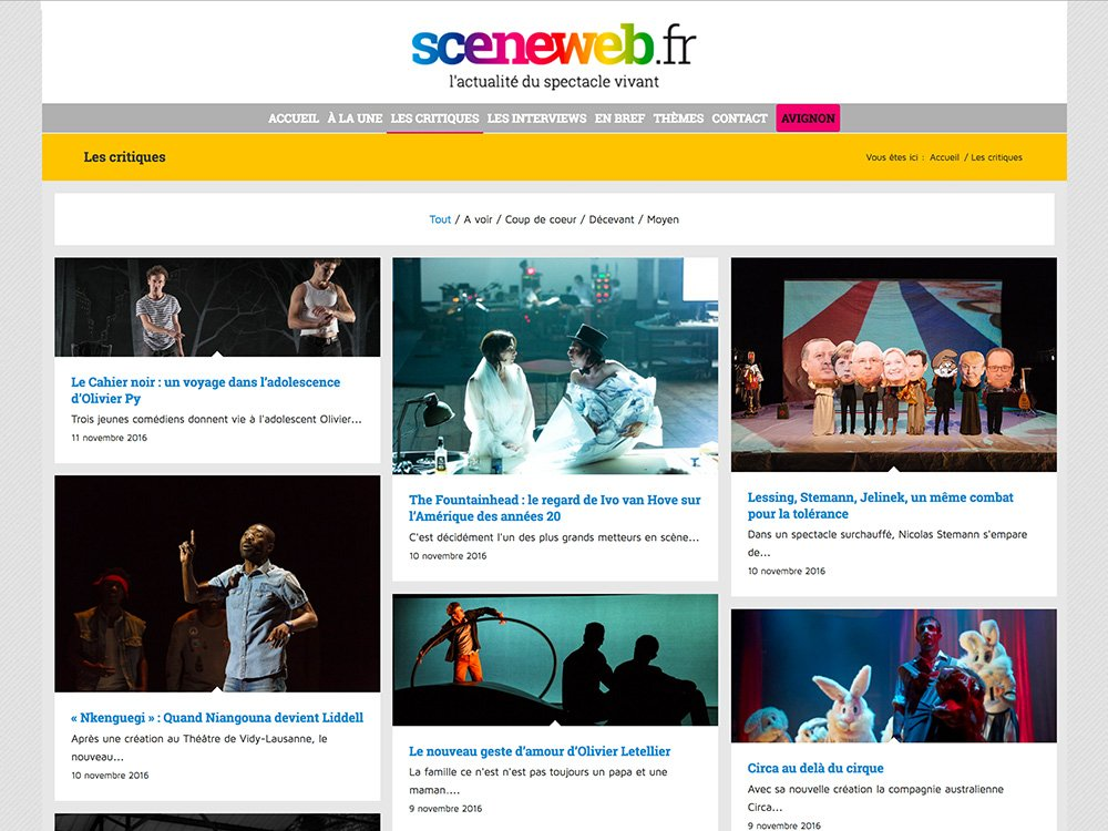 LIMBUS | Agence Design et Web - Agence numérique