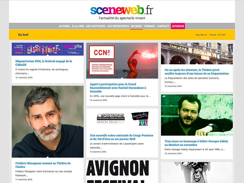 LIMBUS | Agence Design et Web - Publicité d'affichage numérique