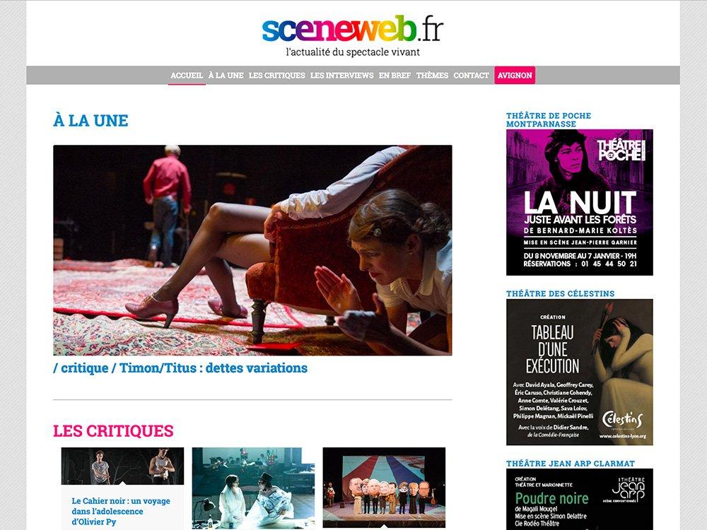 LIMBUS | Agence Design et Web - Arts performants