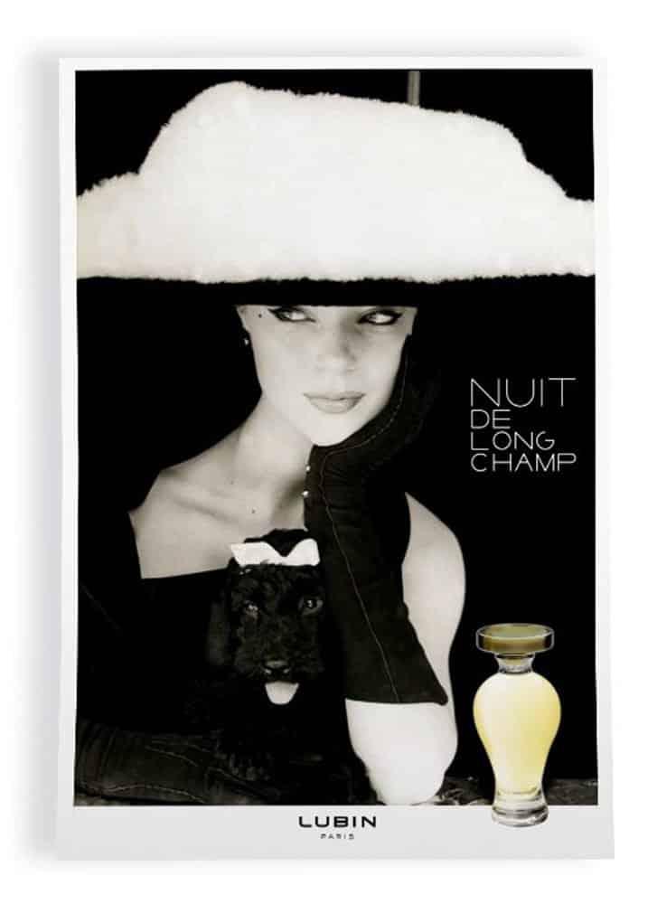 Nuit de Longchamp - Photographie de mode