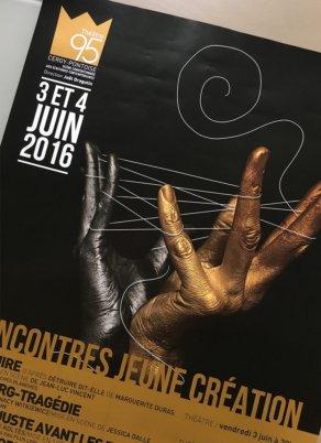 Rencontres Jeune création - Points communs-Théâtre 95