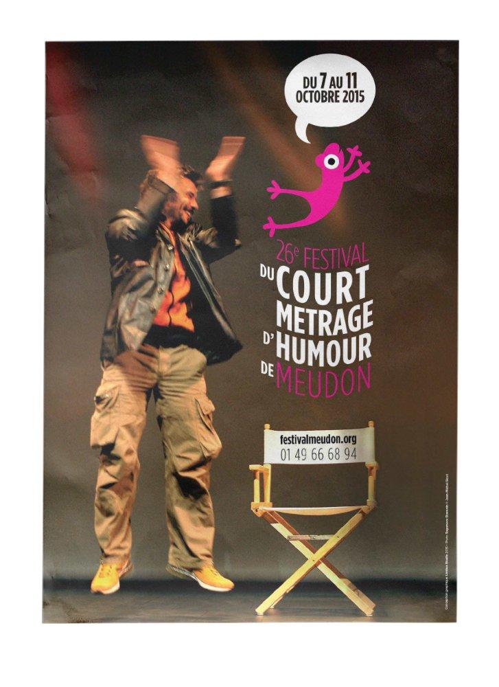 Festival du court métrage d'humour - Festival du court-métrage d'humour de Meudon